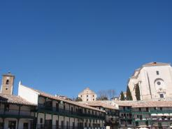 Chinchon Plaza Mayor