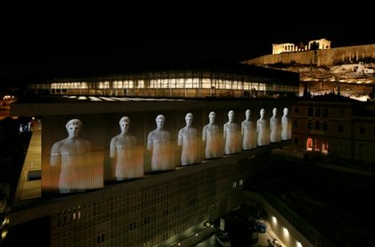 APTOPIX Greece Acropolis Museum