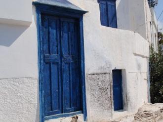 Amorgos Door