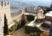Castle of Almodova Andalusia Spain