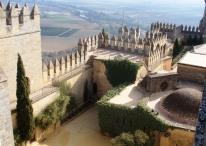 Castle of Almodova Andalusia Spain