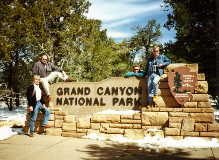 Grand Canyon Entrance