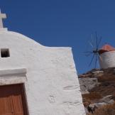 Amorgos Windmill