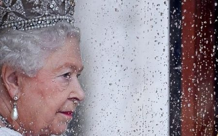 Rain of Queen Elizabeth