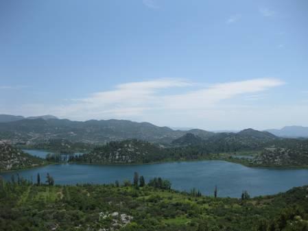 Baćinska Lakes
