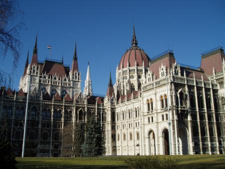 Budapest National Parliament