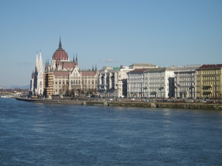Pest from Buda