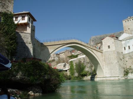 Stari Most Brodge