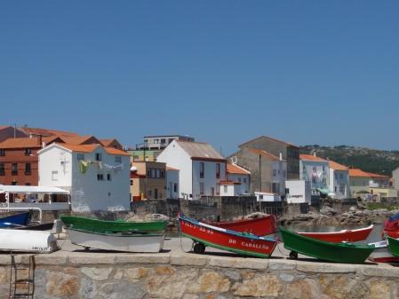 Corrubedu Fishing Village Galicia