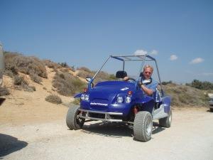 Naxos Terror Vehicle