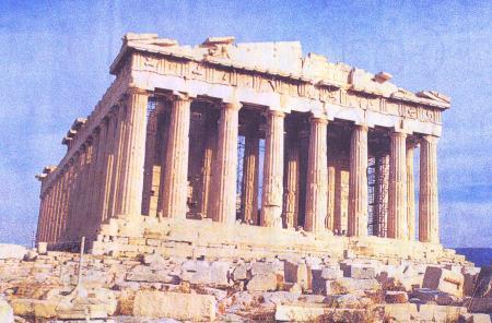 Athens Parthenon Acropolis