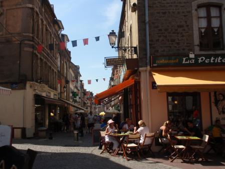 Boulogne Old Town
