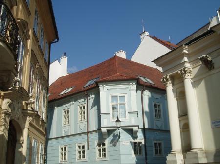 Bratislava buildings