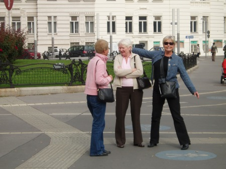 Girls in Vienna