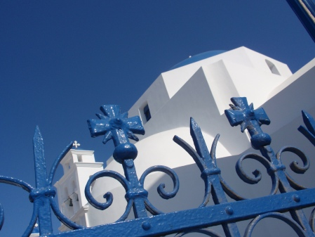 Serifos Hora Cathedral