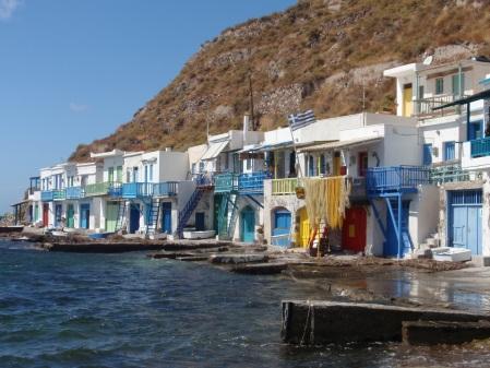 Klima Fishing Village