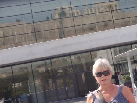 The Acropolis Museum and the Acroplois