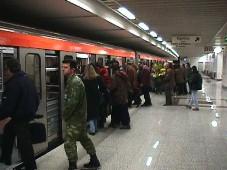 Athens Metro