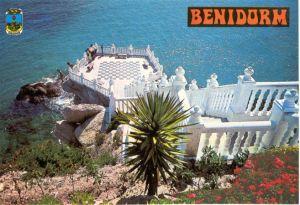 Benidorm promontory