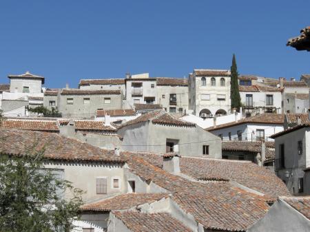 Chinchón roofs