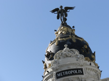 Madrid Metropolitan Building