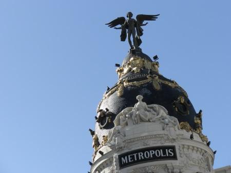 Madrid Metropolitan Building