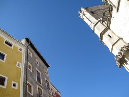Cuenca sky