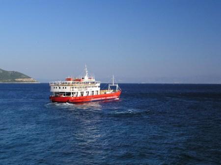 Kavala Thassos Ferry