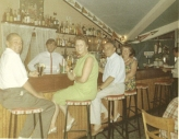 Benidorm Bar c1960
