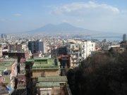 Naples and Vesuvius