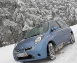 Winter Tyres in the Black Forest