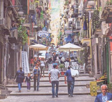 Centro Storico Naples
