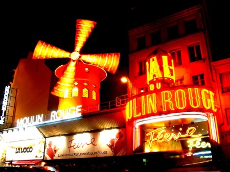 Moulin Rouge Naked Dancers