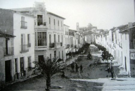Old Benidorm