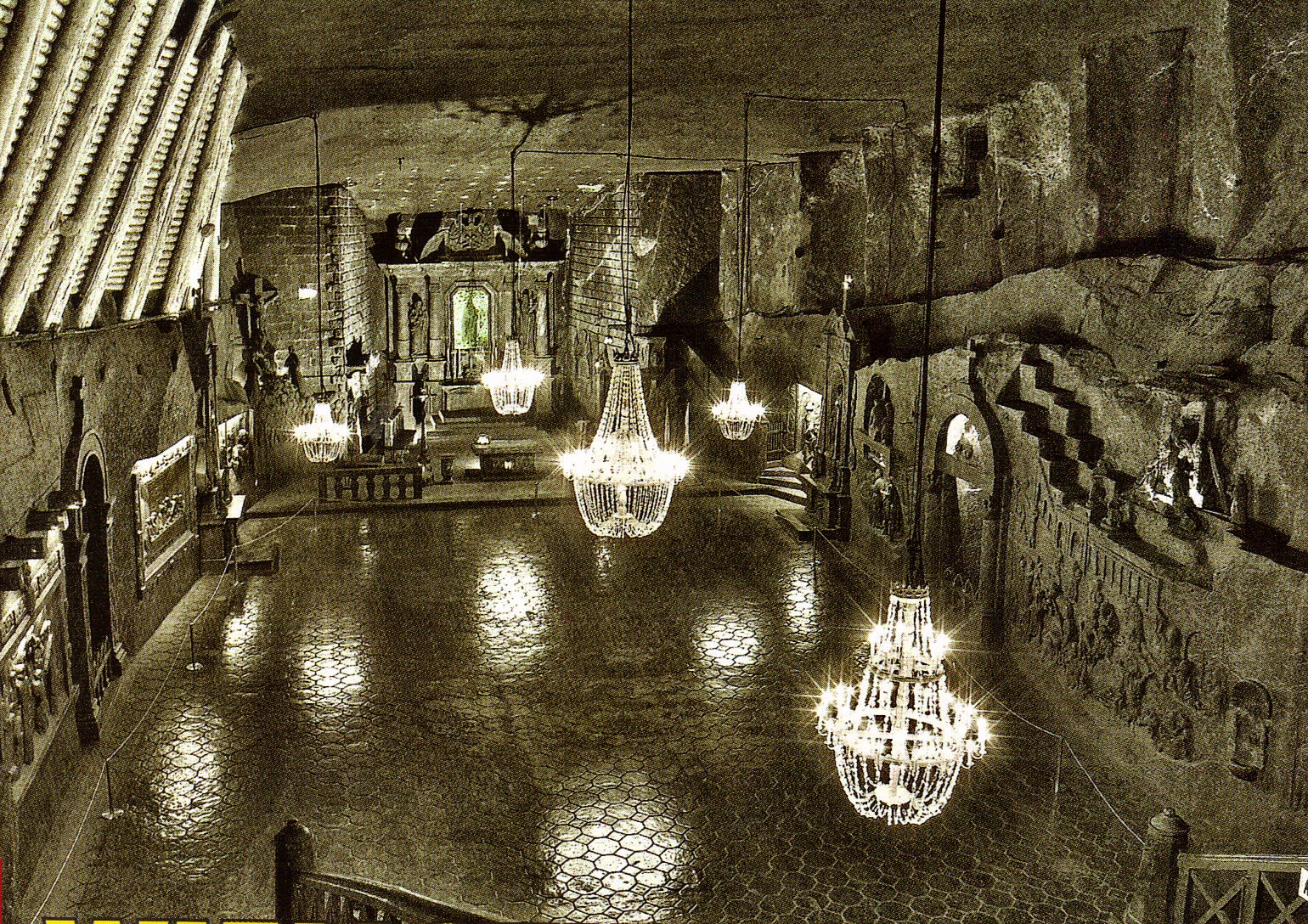 Krakow wieliczka salt mine another bag more travel for The saltbox