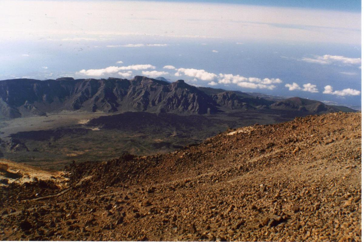 Alternative Twelve Treasures of Spain - Fire Mountain, Lanzarote