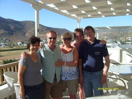 Homer's Inn Ios Greece