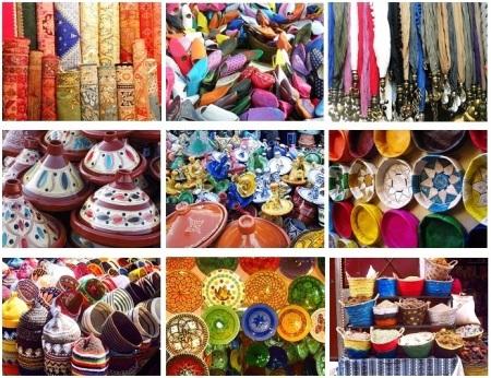 Fez Colours