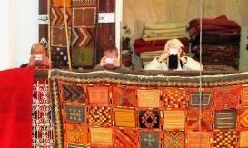 Carpet Store Fez Morocco