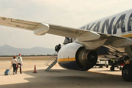 Ryanair Fez Airport