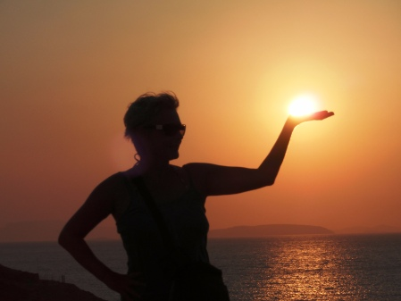 Amorgos Sunset