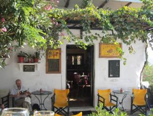 Amorgos Chora Taverna