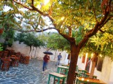 Folegandros Rain