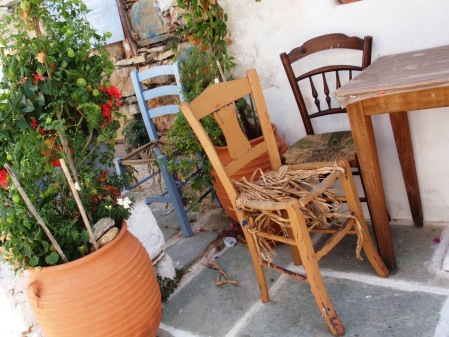 Greek Chair Serifos