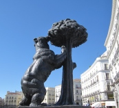 City Symbol of Madrid