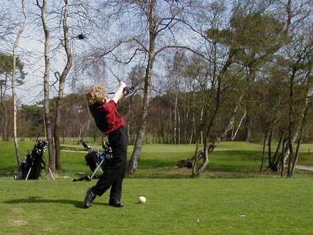 Golf Jonathan Petcher