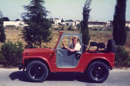 Kos 1983 Stamatis Rent A Car