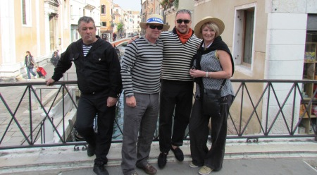 Venice The Gondoliers Gilbert and Sullivan