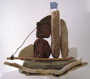 Greece/Bodrum Boat Souvenir Project
