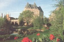Canada EPCOT Postcard